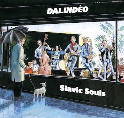 Dalindèo - Slavic Souls cover